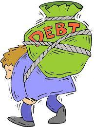 RESULT OF SCAM IS DEBT