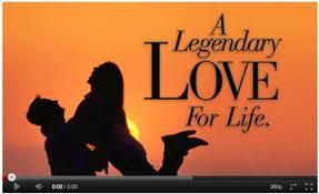 legendary love