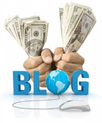 cash with blog
