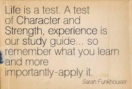 life test
